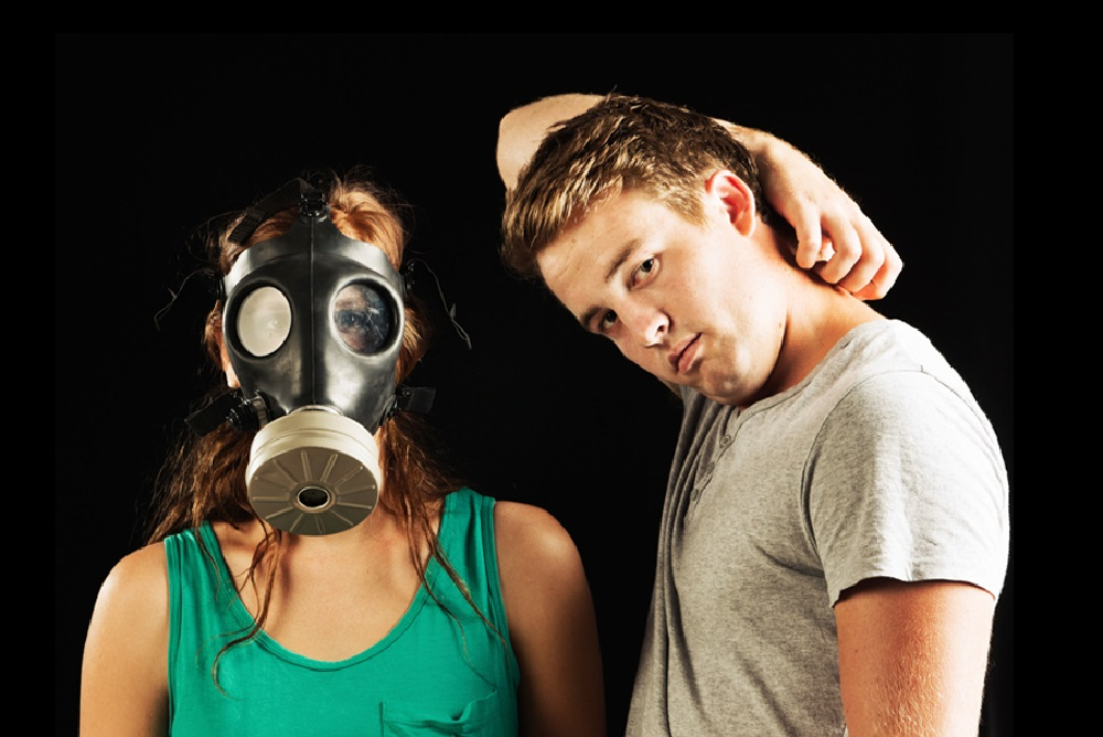 Stinky gas in adults